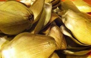 Come riciclare le foglie del carciofo anche come tisana purificante