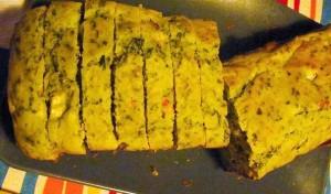 SPINACI PLUM CAKE