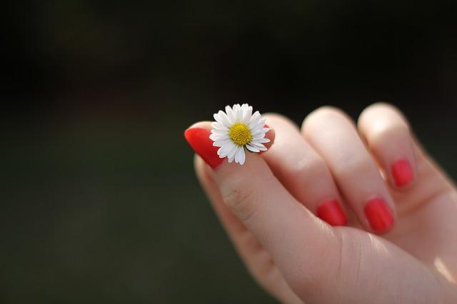 aneto per le unghie
