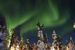 finlandia aurora boreale