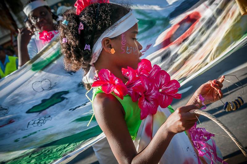 Seychelles bambina