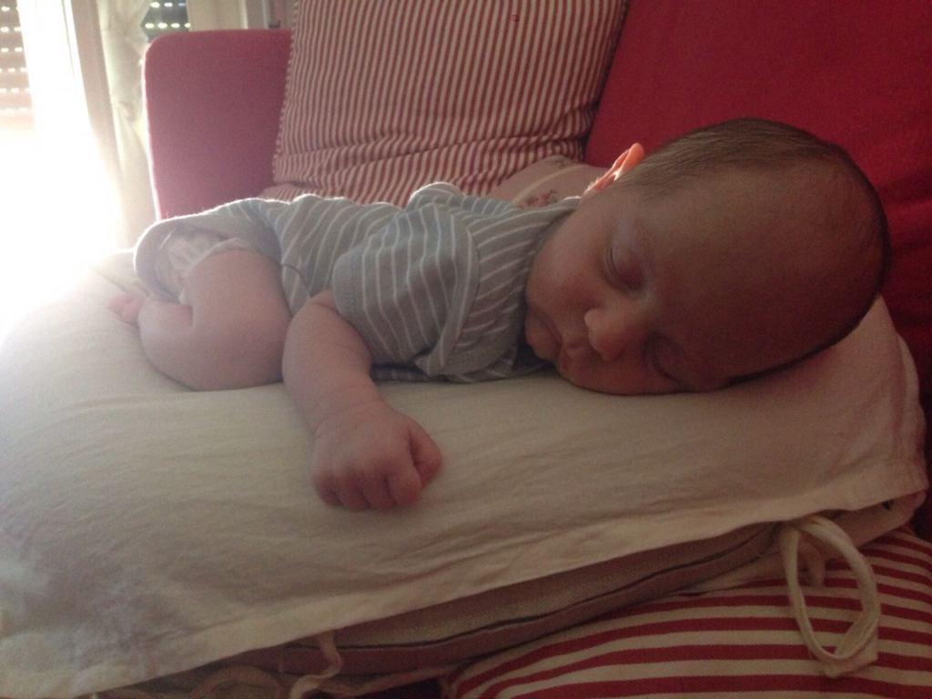 cuscino allattamento coliche