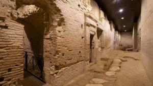 grotte san lorenzo maggiore