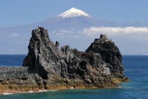 El Teide gomera