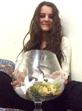 vaso della felicità