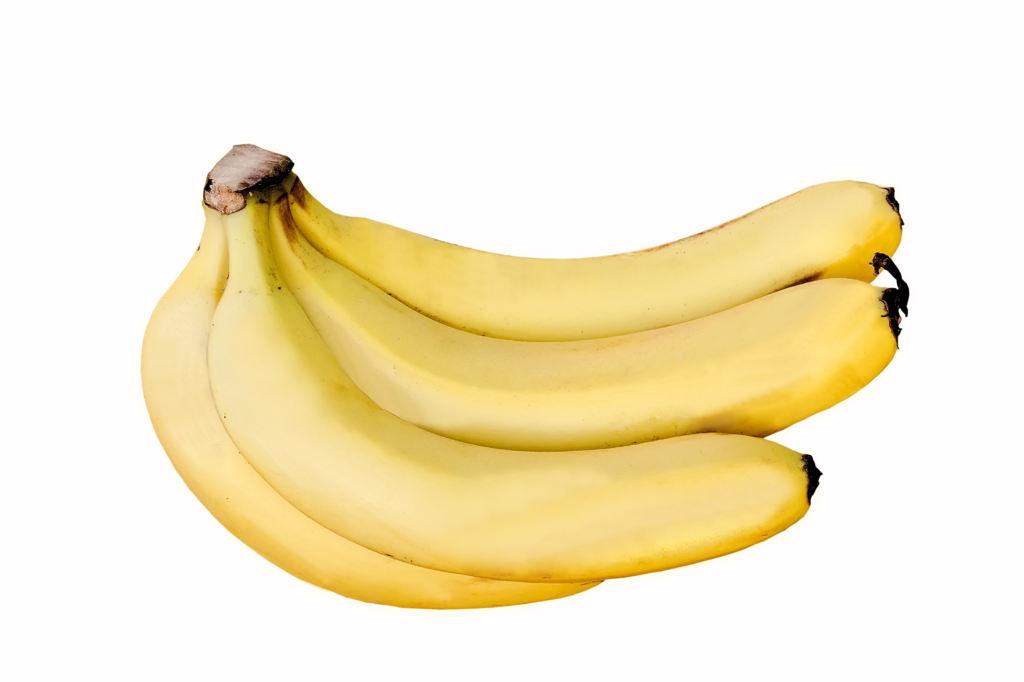 Banana potassio