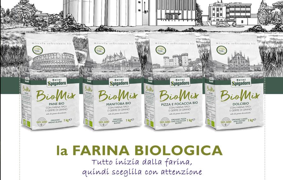 molini spigadoro farine bio