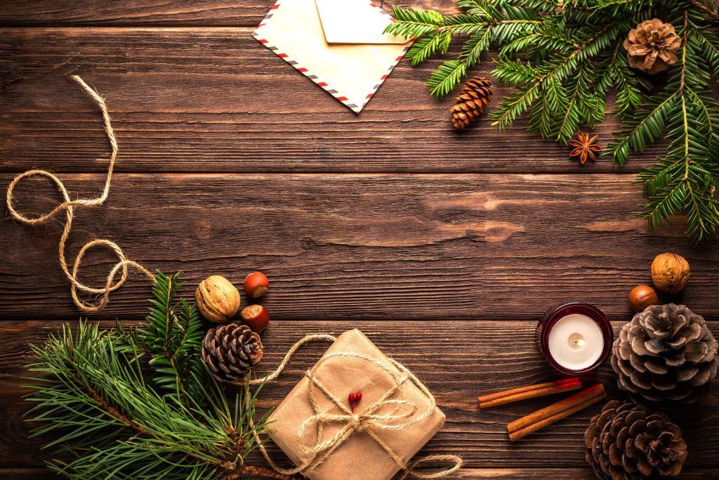 decorazioni natalizie fatte in casa