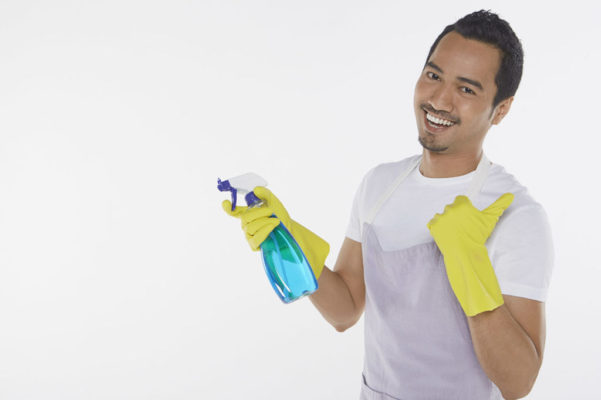 Acqua ossigenata e pulizie ecologiche